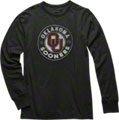 Oklahoma Sooners Charcoal Campus Tradition Slub Knit Long Sleeve T-Shirt