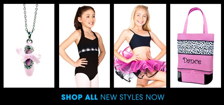 Shop All New Styles Now!
