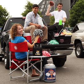 Time to Tailgate: College Colors