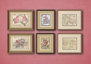 ARCHIVE: Antique Maps