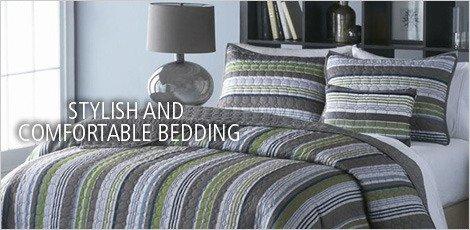 Stylish and Comfortable Bedding