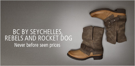 BC by Seychelles Rebels and Rocket Dog