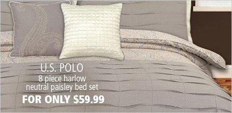 U.S. Polo Assn. White Sale