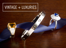 Estate Jewels Luxury Layered with History