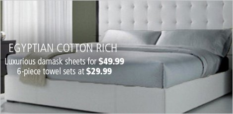 Egyptian Cotton Rich