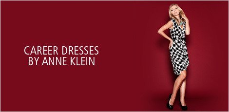 Career Dresses by Anne Klein and more