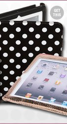 kate spade new york iPad Folio La Pavillion