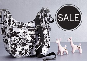 UP TO 80% OFF CHIC DIAPER BAGS
