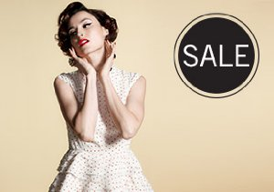 UP TO 90% OFF CASUAL DRESSES