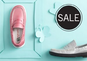 UP TO 80% OFF KIDS SHOES