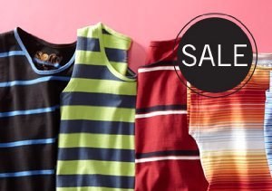 UP TO 80% OFF TANKS & TEES