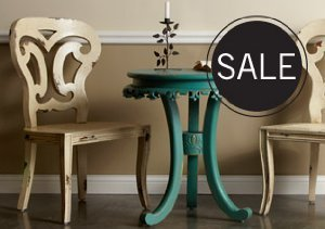 UP TO 80% OFF FURNITURE & MIRRORS