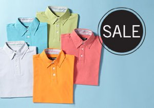 UP TO 80% OFF BOYS' APPAREL