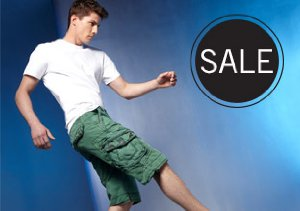 UP TO 80% OFF BOTTOMS