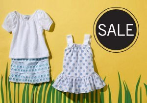 UP TO 80% OFF GIRLS TOPS, SKIRTS & MORE