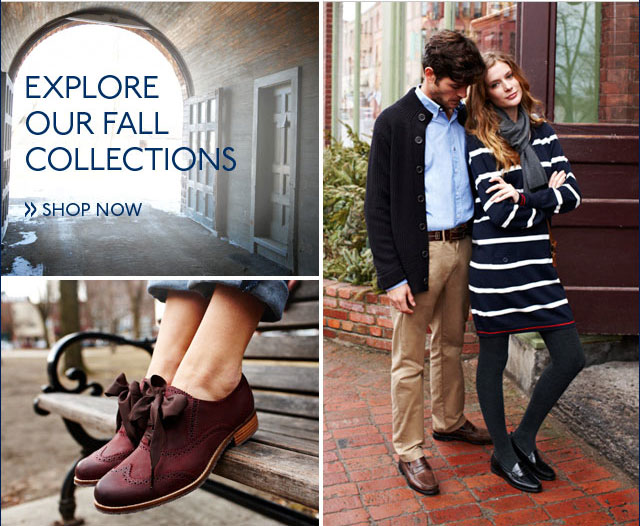 Explore Our Fall Collections