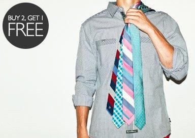 Shop Penguin Ties: Buy 2 Get 1 Free