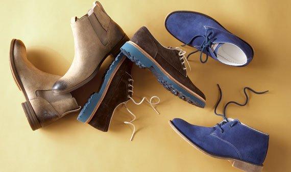 Calvin Klein Jeans Men's Footwear -- Visit Event