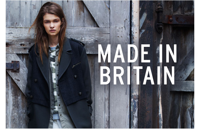 Shop Made in Britain