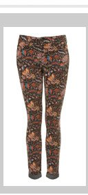 MOTO Scandi Floral Leigh Jeans
