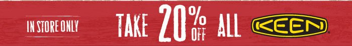 In Store Only