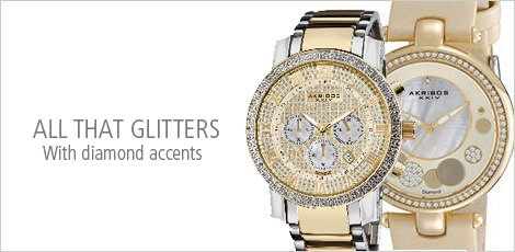 Diamond Accent Watches