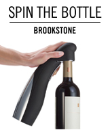 Spin The Bottle. Brookstone.