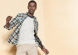 Men's Weekend Wardrobe Essentials