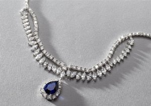 Sapphire Inspirations: CZ by Kenneth Jay Lane