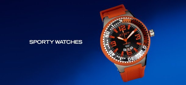 SPORTY WATCHES, Event Ends September 4, 9:00 AM PT >