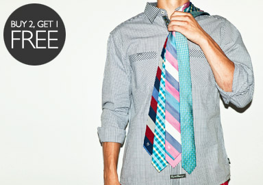 Shop Penguin Ties: Buy 2 Get 1 Free
