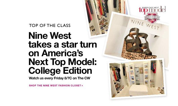Click here to shop Nine West Fashion Closet