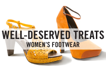 The Labor Day Women's Shoe Sale