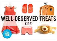 The Labor Day Kids' Sale