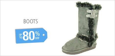 Boots Under $19.99