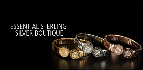 Essential Sterling Silver Boutique