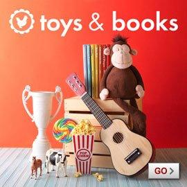 toys & books