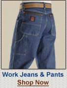 Work Jeans & Pants