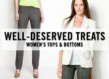 The Labor Day Women's Tops & Bottoms Sale