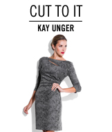 Cut To It. Kay Unger.