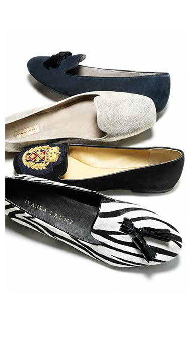 Flats are back!