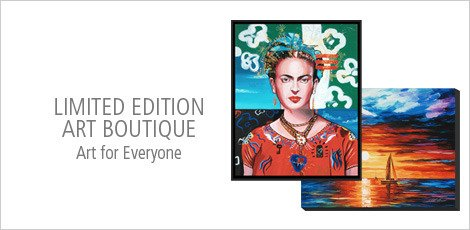 Limited Edition Art Boutique