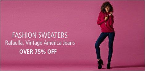 Fashion Sweaters