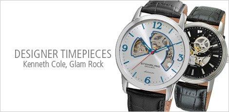 Designer Timepieces