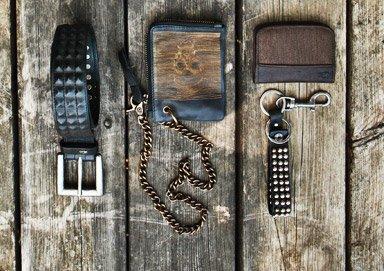Shop Leather Goods ft. John Varvatos