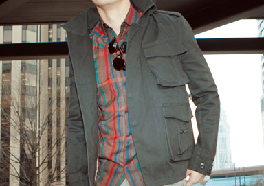 Shop Well-Dressed: Cool Weather Jackets