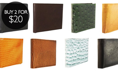 Shop Leather Wallets by Steinhausen
