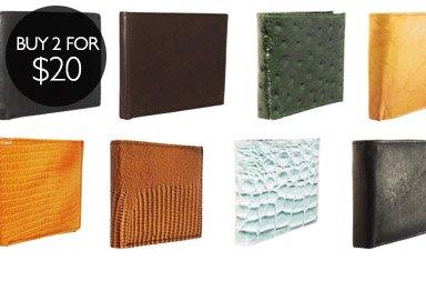 Shop Leather Wallets by Steinhausen