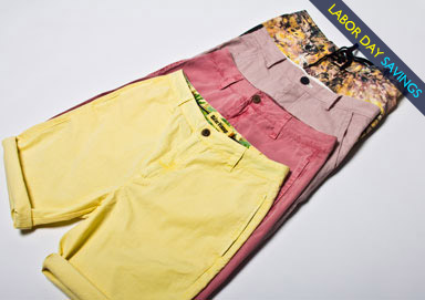 Shop Vaca Day 2: Clearance Shorts