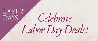 celebrate labor day deals